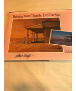Wade, Robert A. PAINTING MORE THAN THE EYE CAN SEE 1st Edition 1st Printing - $46.55