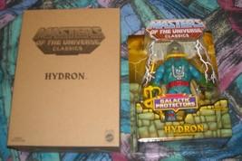 Hydron MOTUC Masters of the Universe Classics MOSC MOC He-Man Skeletor  - $30.00