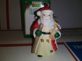 1997 Kwik Fill Traditions Ornament Christmas Saint Nicolas Gas Station X... - $4.32
