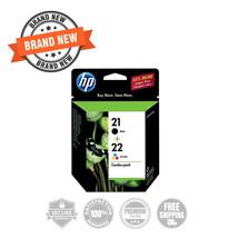 HP 21 Black/HP 22 Tri-Color 2-Pack Original Ink Cartridges - $115.78