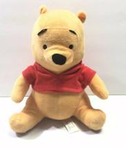 "Disney Winnie the Pooh Plush Bear 10"" - $14.30"