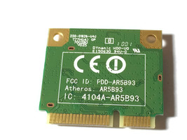 ACER ASPIRE 5532 WIFI Wireless Card AR5B93 T77H047.31 LF New Dell, Asus, & Acer image 2