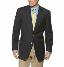 RALPH LAUREN Men's Lewis Blazer 43 Short Navy - $98.99