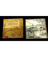 "Vintage John Gould Ceramic Art Tile Newburgh Ferry ""Orange"" Beacon NY wi... - $22.00"