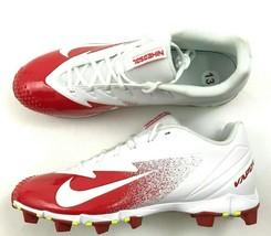 e506487d13f4f Nuevo Nike Hombre Vapor Ultrafly Keystone Beisbol Tacos Talla 13 Rojo Medio  Top -  55.81