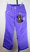 Spyder Girl's Vixen Tailored Snowboard Insulated Snow Ski Pixie Pants Ki... - $58.41