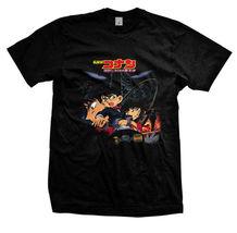 Detective Conan Anime Black T-Shirt size S-2XL - $18.95+