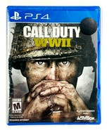 Call Of Duty WWII PS4 PlayStation 4 Brand New Factory Sealed - $17.81