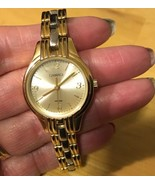 Gold/Silver Tone Carriage by Timex Ladies Watch - $18.69