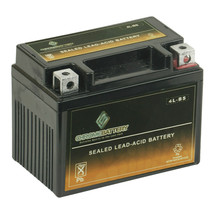 YTX4L-BS ATV  Rechargeable  Battery for DRR All Models All CC All Years - $22.90