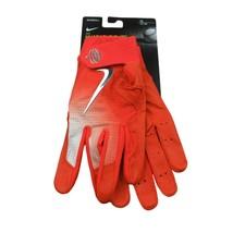 Nike Huarache Elite Baseball Batting Gloves Orange Size XL NEW PGB543-864 - $39.55