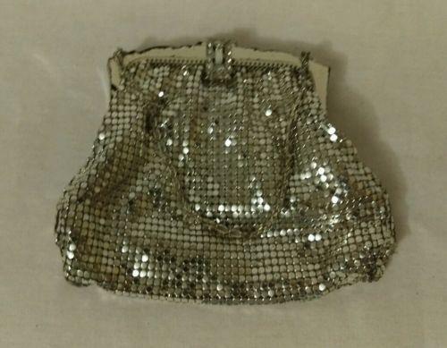 Blogspot technique vintage whiting and davis mesh purse moms