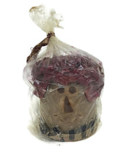Primitive Heart Candle Co. Raggedy Ann Cinnamon Wax Candle Cedar Rapids ... - $19.85