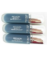 Revlon Ultra HD Matte Lipcolor Matte/Metallic 0.2 fl.oz. *Choose your sh... - $16.99