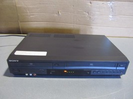 OEM sony DVD player/video cassette recorder Model SLV-D380P - $181.99