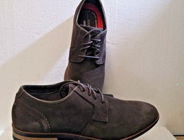 Rockport BL Bluche, Mens Dark Btr Chocolate Suede Lace Up Oxford Shoes, 8.5M NEW - $35.12