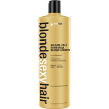 Sexy Hair Blonde Bombshell Blonde Shampoo 1000ml - $84.41
