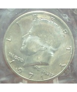 1971-P Kennedy Half Dollar BU In the Cello #0773 - $1.79