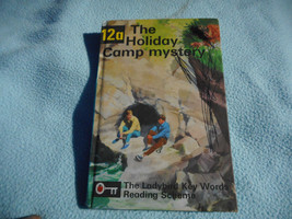 1966 Ladybird Book The Holiday Camp Mystery 12a - $7.67