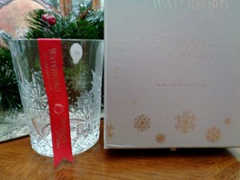 Waterford Snowflake Wishes DOF 1st Edition Joy NIB - $49.95
