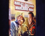 Harley Davidson and the Marlboro Man  (DVD, 2001) No Scratches!•USA•Out-of-Print