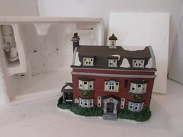 DEPT 56 57535 GADS HILL PLACE HERITAGE VILLAGE BUILDING NO SLEEVE/WITH C... - $16.61