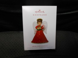 "Hallmark Keepsake ""Heirloom Angels"" 2018 Ornament NEW 3rd in Series - $6.83"