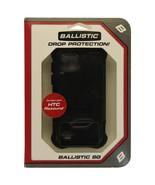 Ballistic SG Series Protective Case Cover for HTC Vigor/Rezound - Black - $21.99