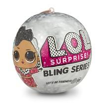 L.O.L. Surprise! Bling Series with 7 Surprises, Multicolor - $12.99