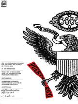 """18x24""""Political World Solidarity Socialist Poster.Decor.Puerto Rico.6238 - $21.00"""