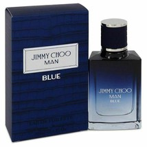 Jimmy Choo Man Blue by Jimmy Choo Eau De Toilette Spray 1 oz for Men - $27.96