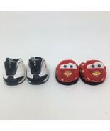Build A Bear Workshop Disney Lightning McQueen Cars Slippers & Sketchers... - $18.69