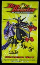 DRAGON BOOSTER Trading Card Game Unopened Premier Starter Set 1st Editio... - $14.89
