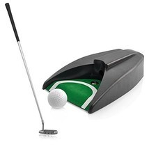 Emperor of Gadgets Complete Executive Indoor Golf Putter Gift Set with ... - $121.99