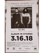 MURS A Strange Journey Into the Unimaginable 11 x 17 one side soft promo... - $7.95