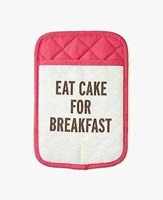 KATE SPADE New York EAT CAKE FOR BREAKFAST 3-Piece Kitchen Set