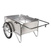 Garden Beautification Tool All Purpose Aluminum Yard Cart With Removabl... - $266.99