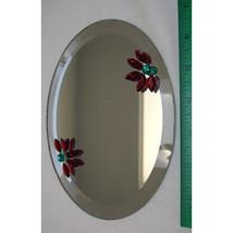 Oval Mirror Decoration image 2