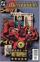 Superman: Metropolis Comic Book #3 Dc Comics 2003 Near Mint New Unread - $3.25