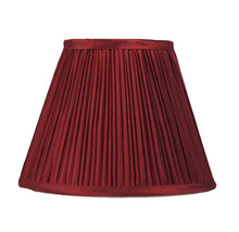 """Urbanest Coolie Mushroom Pleated Lampshade,5""""x9""""x7"""",Faux Silk,Spider,4 Colors - $9.99"""