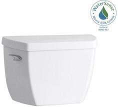 KOHLER Toilet Tank Only 1.1 GPF Single Flush Pressure Assisted White Finish - $289.32