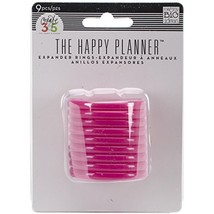 me & my BIG ideas Create 365 The Happy Planner Expander Rings, Pink - $6.80