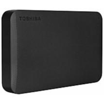 Toshiba HDTP240XK3CA Canvio 4 TB Portable Hard Drive - External - Patterned B... - $106.30