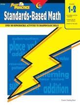 Power Practice: Standards-Based Math, Gr. 1-2 [Sep 01, 2004] Press, Creative Tea