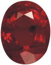 Tejvij And Sons 11 Carat L Ruby Manik Chuni  - $65.92