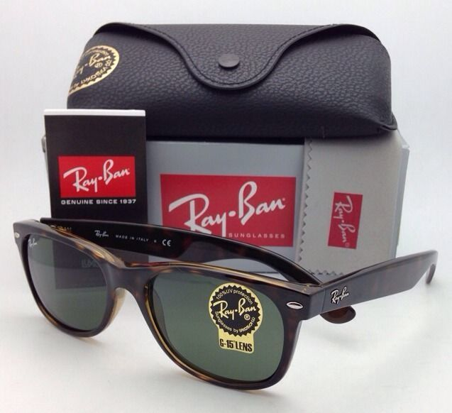 65c5d9ad815 Ray-Ban Sunglasses RB 2132 902 58-18 NEW and 50 similar items