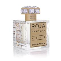 AOUD CRYSTAL by ROJA DOVE 5ml Travel Spray Saffron Rhubarb Ylang Oud Ros... - $35.00