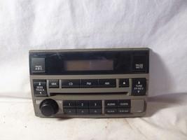 2004 2005 Nissan Altima Radio Cd Face Plate 28185-ZB00C AP62160 - $17.33