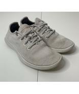allbirds women's size 8 white Knit lace up sneakers K8 - $42.57