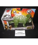 Jurassic World Sinoceratops roarivores action figure Mattel dinosaur pla... - $45.58